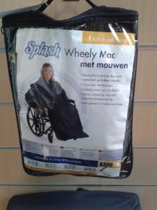 Regencape voor rolstoel GZG 590