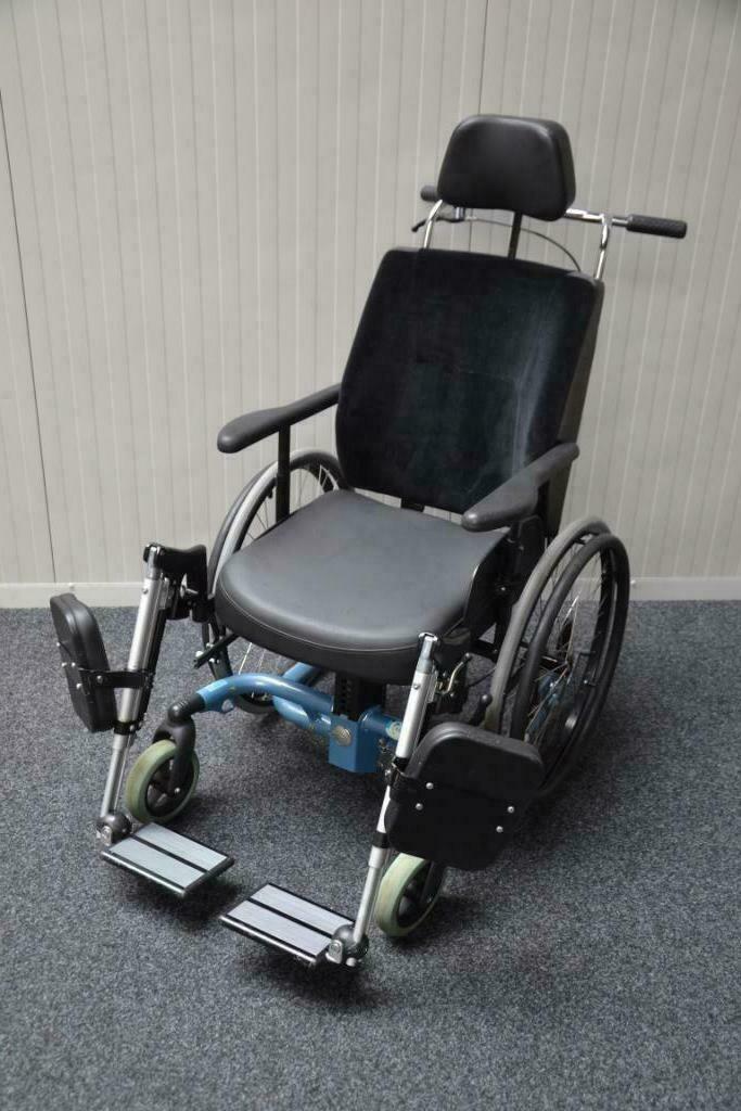 Kantel rolstoel GZG 2131