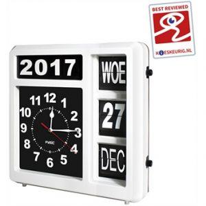 Kalenderklok jumbo
