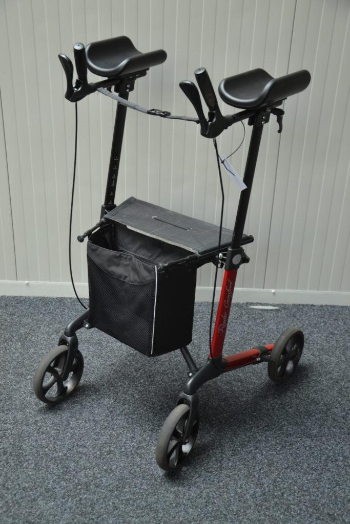 Onderarmschaal rollator Navigator GZG 2124 Verkocht