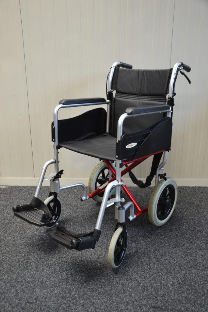 Rolstoel 2Goability acces duwwagen GZG 2168 gereserveerd