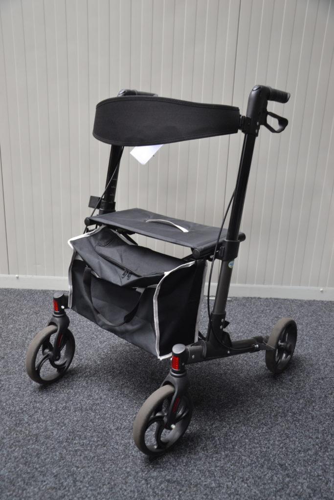 Quava rollator grijs GZG 2187 verkocht