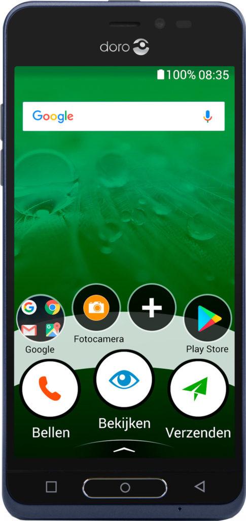 Doro 8035 Senioren smartphone