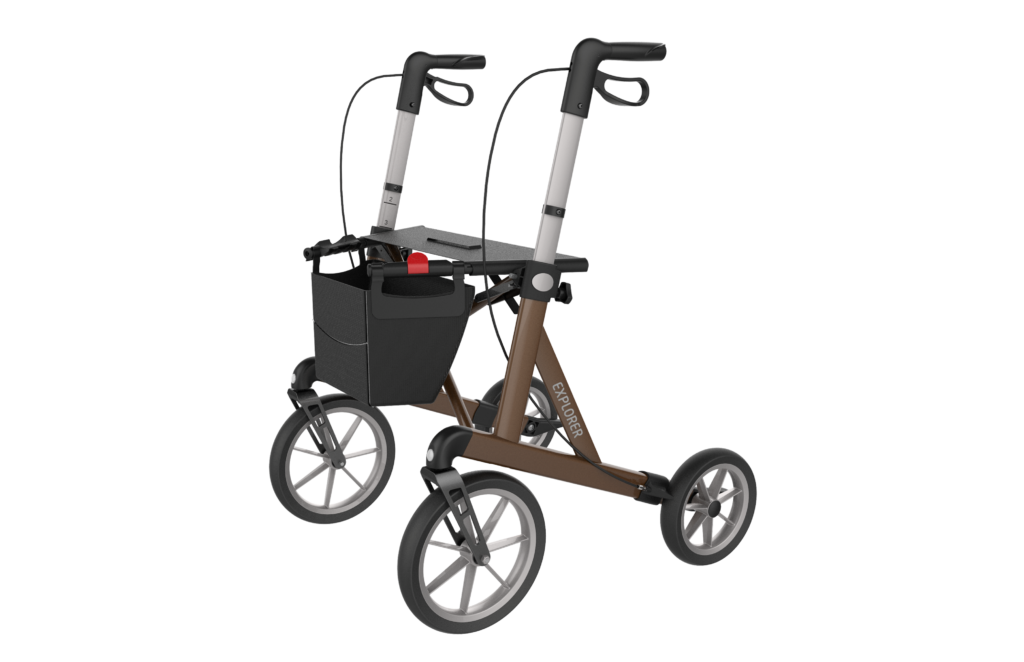 Rollator Server Explorer Outdoor