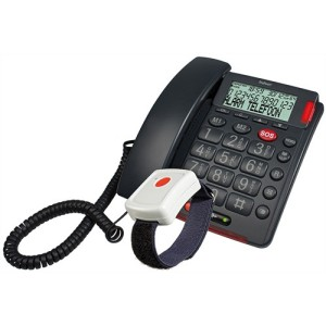Fysic FX-3850 Comfort en Alarmtelefoon met Draadloze Alarmknop