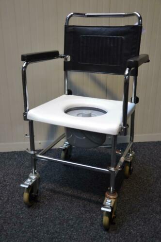 Douche/toiletstoel rijdend GZG 2002