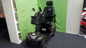 Gebruikte scootmobiel Carpo 4 Limited Edition GERESERVEERD!