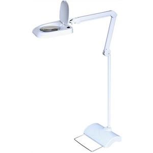 Loeplamp op vloerstatief met LED verlichting FL-100LED