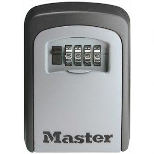 Masterlock Sleutelkluis (3 sleutels)