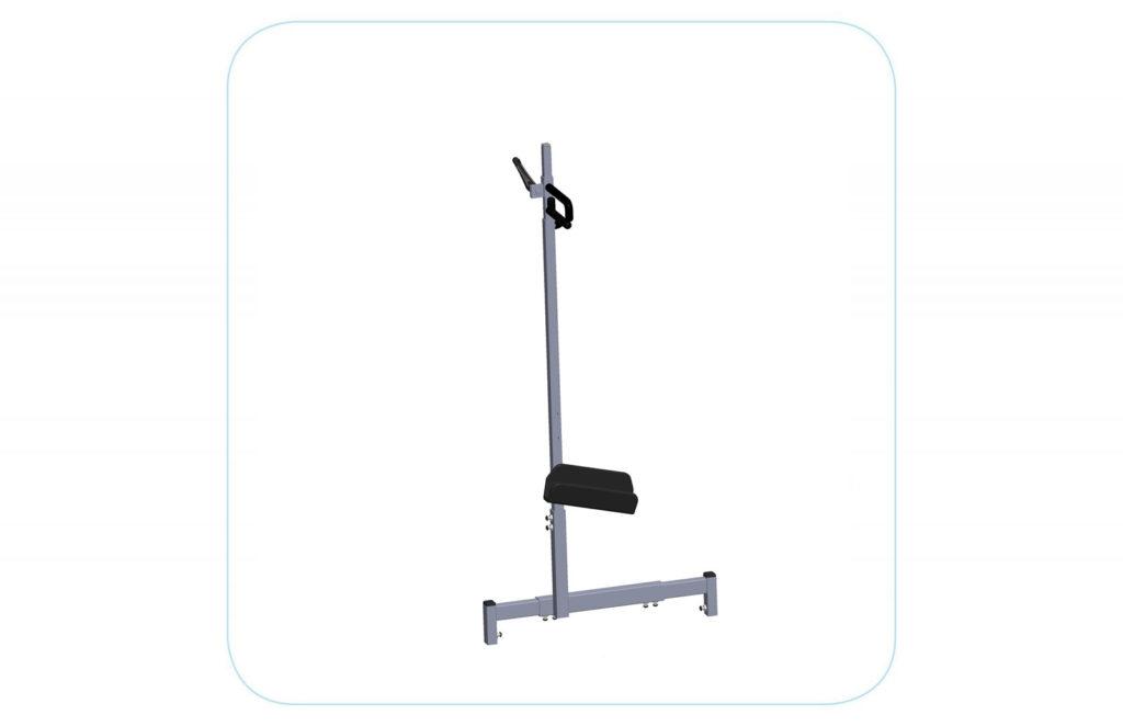 Rollatorhouder tbv lichtgewicht rollator