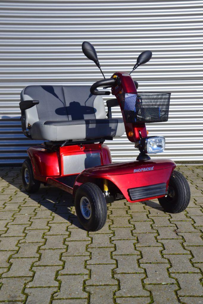 Shoprider Duo 9D GZG 2065