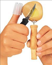 aardappel schilvork