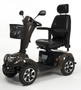 Scootmobiel Carpo Limited Edition