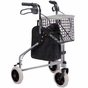 Rollator driewiel Delta