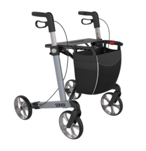 Rollator Server Ice-Blue