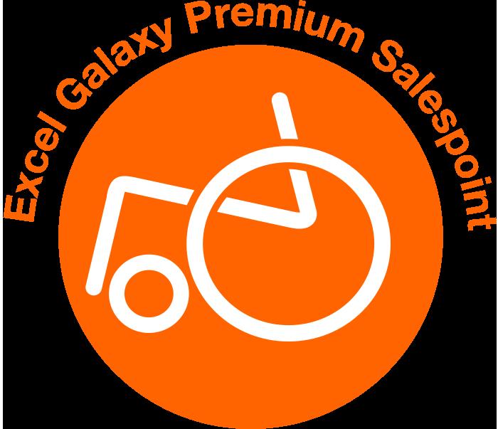 Excel Galaxy Premium Salespoint