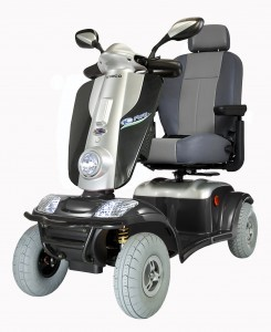 Scootmobiel Kymco Maxi XLS