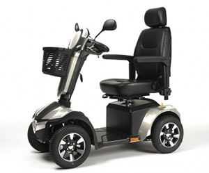 Scootmobiel Mercurius 4 LTD Edition